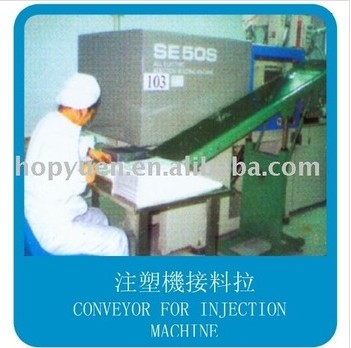 Conveyor For Injection Machine